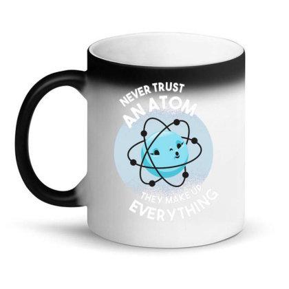 Atom Magic Mug Designed By Igaart