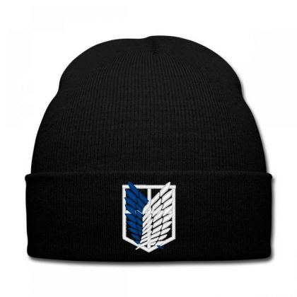 Attack Titan Knit Cap Designed By Madhatter