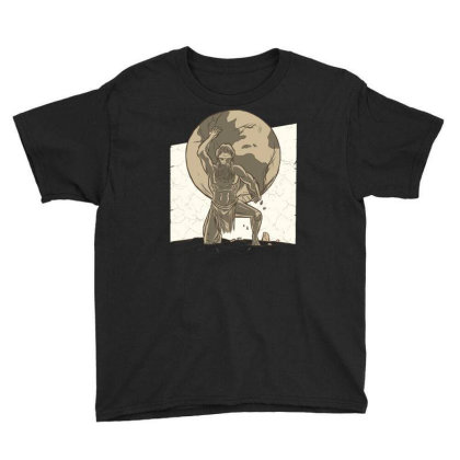 Atlas Youth Tee Designed By Igaart