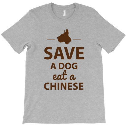 Save A Dog T-shirt Designed By Anma4547
