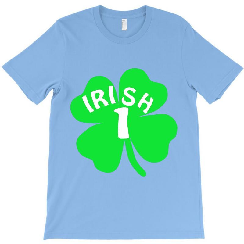 Irish 1 T-shirt | Artistshot