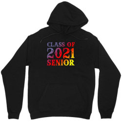 Class Of 2021 Senior Unisex Hoodie Designed By Sengul