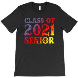 Class Of 2021 Senior T-shirt Designed By Sengul