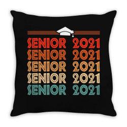Senior 2021 Throw Pillow Designed By Sengul