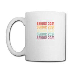 Senior 2021 Vintage Coffee Mug Designed By Sengul