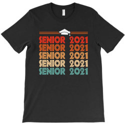 Senior 2021 T-shirt Designed By Sengul