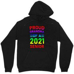 Proud Grandma Of A 2021 Senior Unisex Hoodie Designed By Sengul