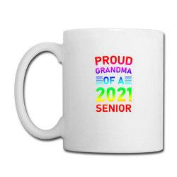 Proud Grandma Of A 2021 Senior Coffee Mug Designed By Sengul
