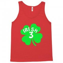 irish 3 Tank Top | Artistshot