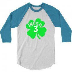 irish 3 3/4 Sleeve Shirt | Artistshot