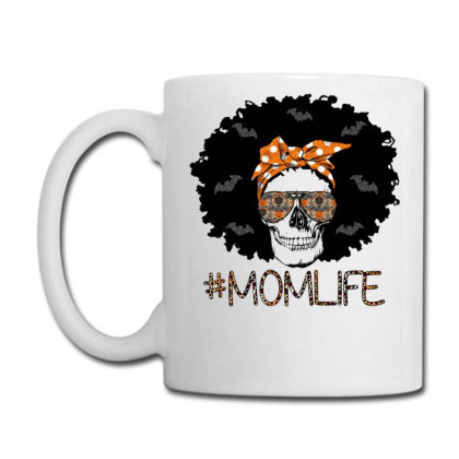 Afro Halloween Mom Coffee Mug Designed By Badaudesign