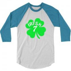 irish 7 3/4 Sleeve Shirt | Artistshot