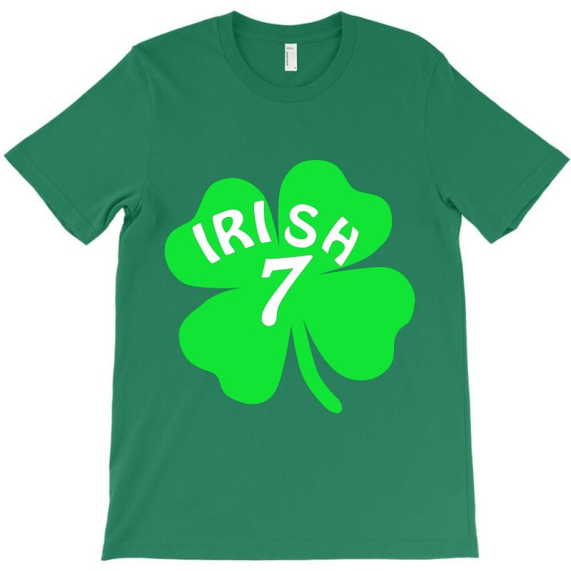 Irish 7 T-shirt | Artistshot