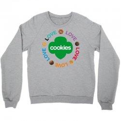 girl scouts cookie Crewneck Sweatshirt | Artistshot