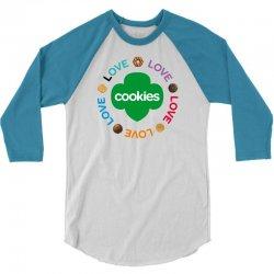 girl scouts cookie 3/4 Sleeve Shirt | Artistshot