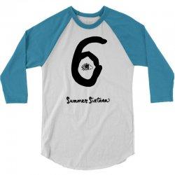 Summer Sixteen 3/4 Sleeve Shirt   Artistshot