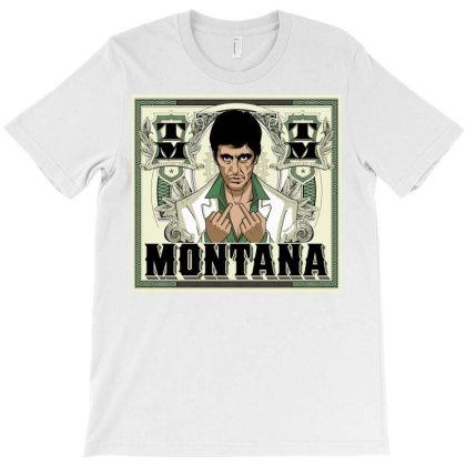 Tony Montana Mousepad T-shirt Designed By Tiococacola