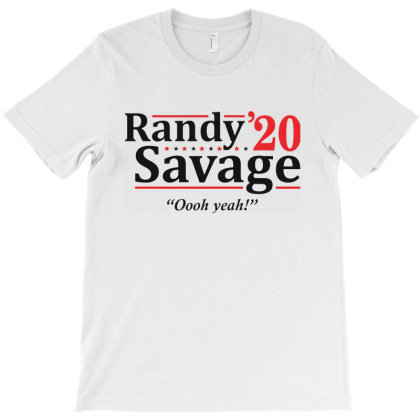Randy Savage 2020 Election T-shirt Designed By Sam Soe