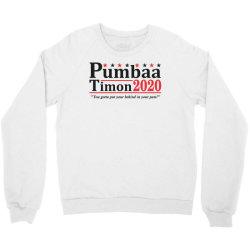 anime 2020 election Crewneck Sweatshirt | Artistshot