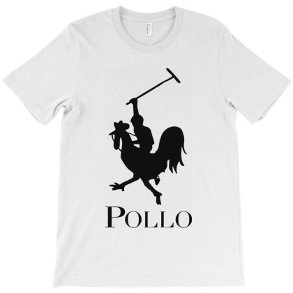 Pollo T-shirt Designed By Sam Soe