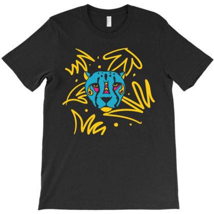 Wild Jaguar T-shirt Designed By Victor_33