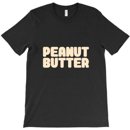 Peanut Butter Costume T-shirt Designed By Dowds