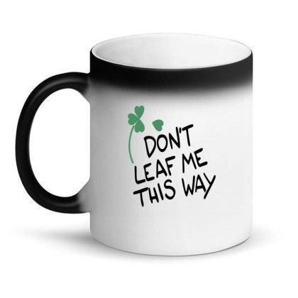 Leaf Magic Mug Designed By Disgus_thing