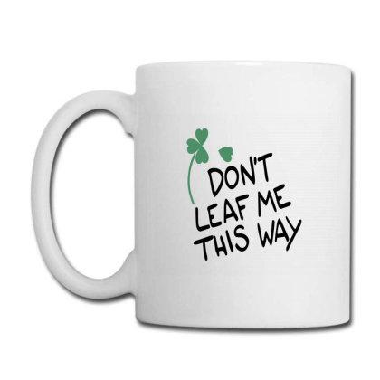 Leaf Coffee Mug Designed By Disgus_thing