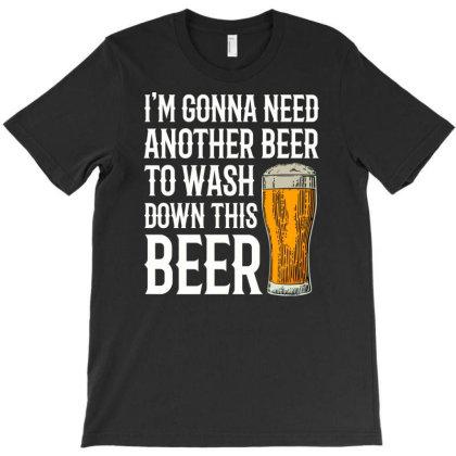 Eer Drinker T-shirt Designed By Victor_33