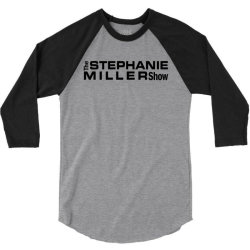 stephanie politics 3/4 Sleeve Shirt | Artistshot