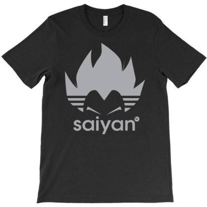 Saiyan T-shirt Designed By Victor_33