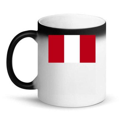 Austria Flag Magic Mug Designed By Sengul