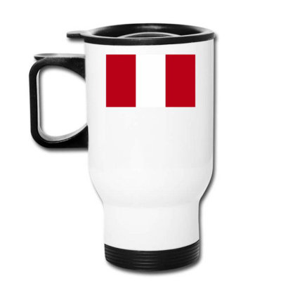 Austria Flag Travel Mug Designed By Sengul