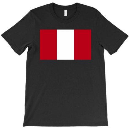 Austria Flag T-shirt Designed By Sengul