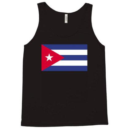 Caribbean Flag Tank Top Designed By Sengul