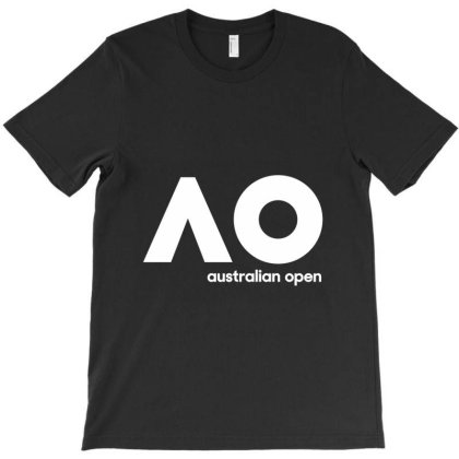 Australian Open Logo T-shirt Designed By Efan Willyansyah