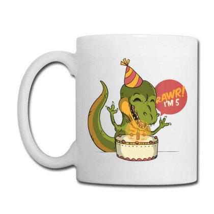 Birthday Dinosaur Coffee Mug