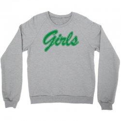 FRIENDS GIRLS (Green Print) Crewneck Sweatshirt | Artistshot