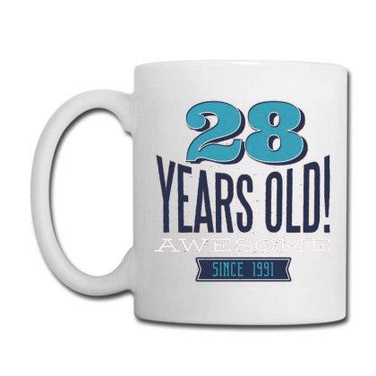 Birthday Years 1991 Coffee Mug