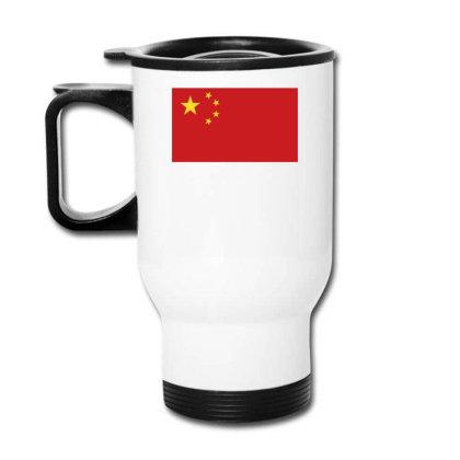 China Flag Travel Mug Designed By Sengul