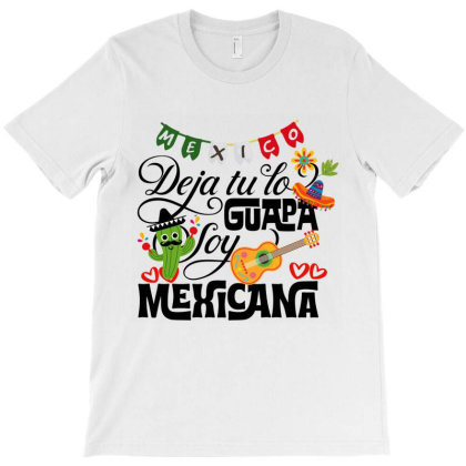 Mexicana T-shirt Designed By Tiococacola