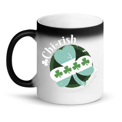 Chicago Irish Magic Mug Designed By Igaart