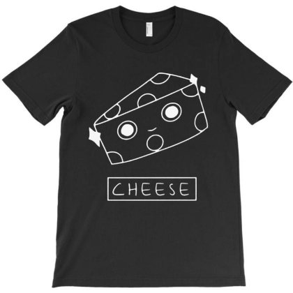 Cheese T-shirt Designed By Dampuot Apparel