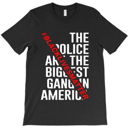 Black Lives Matter T-shirt Designed By Dampuot Apparel