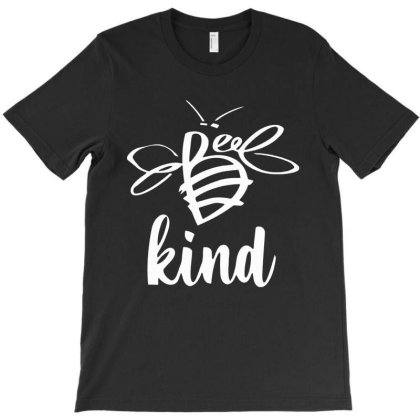Bee Kind Funny T-shirt Designed By Dampuot Apparel