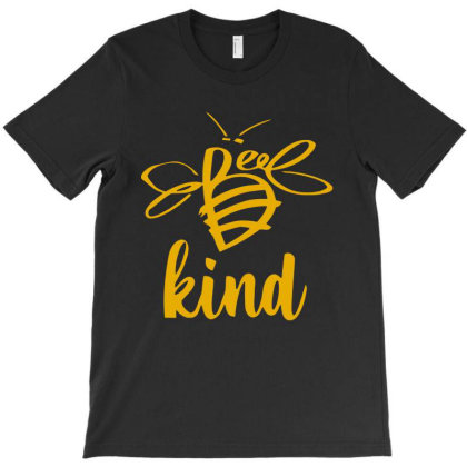 Bee Kind T-shirt Designed By Dampuot Apparel