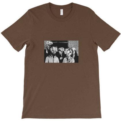 Moon Slim T-shirt Designed By Erickthohir