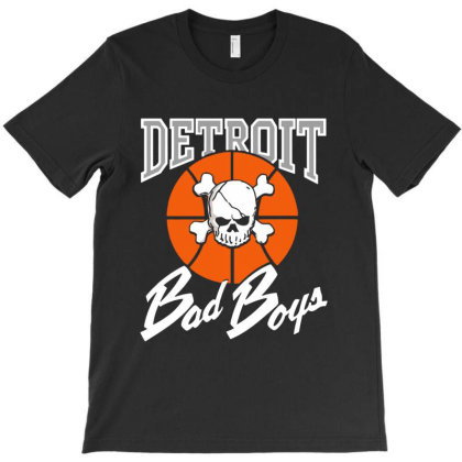 Bad Boys T-shirt Designed By Dampuot Apparel
