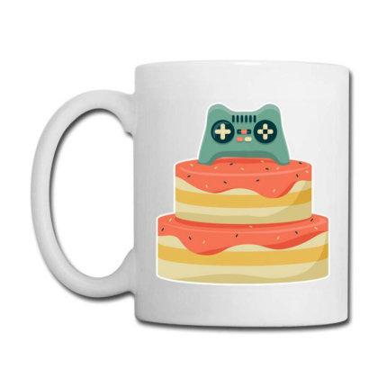 Controller Birthday Cake Coffee Mug Designed By Igaart