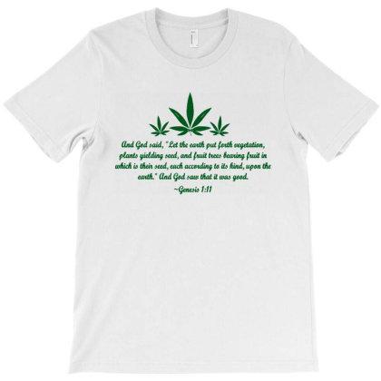 Genesis 1 11 T-shirt Designed By Ooredoo